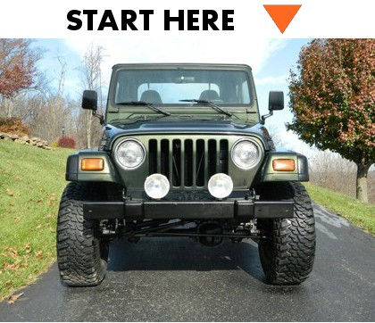 Jeep Models By Year >> Wrangler Jeep Models By Years Get To Know Your Jeep Wrangler